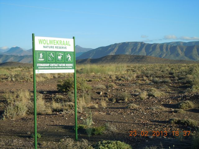 Join Renu-Karoo for a Nature Walk
